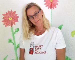 Silke Schweizer, Kinderkrankenschwester und Mentaltrainerin am Tier