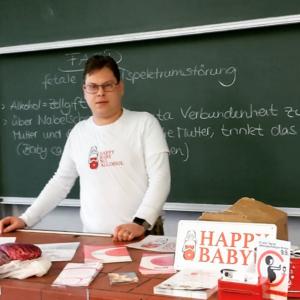 Stefan Kunze, FAS-Betroffener